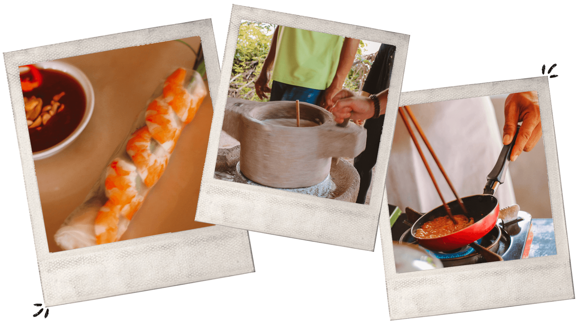Vietnamese cooking class in Hoi An Vietnam food must eat dishes market boat tour