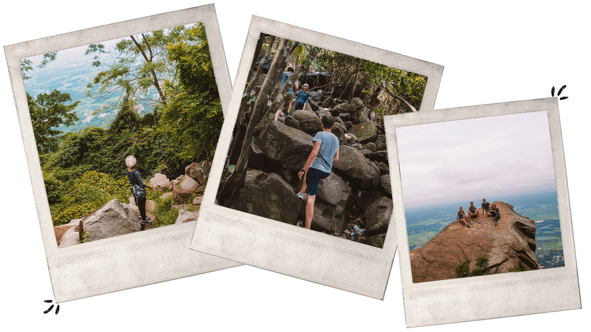 visiting black virgin mountain saigon ho chi minh city day trip best hike ba den