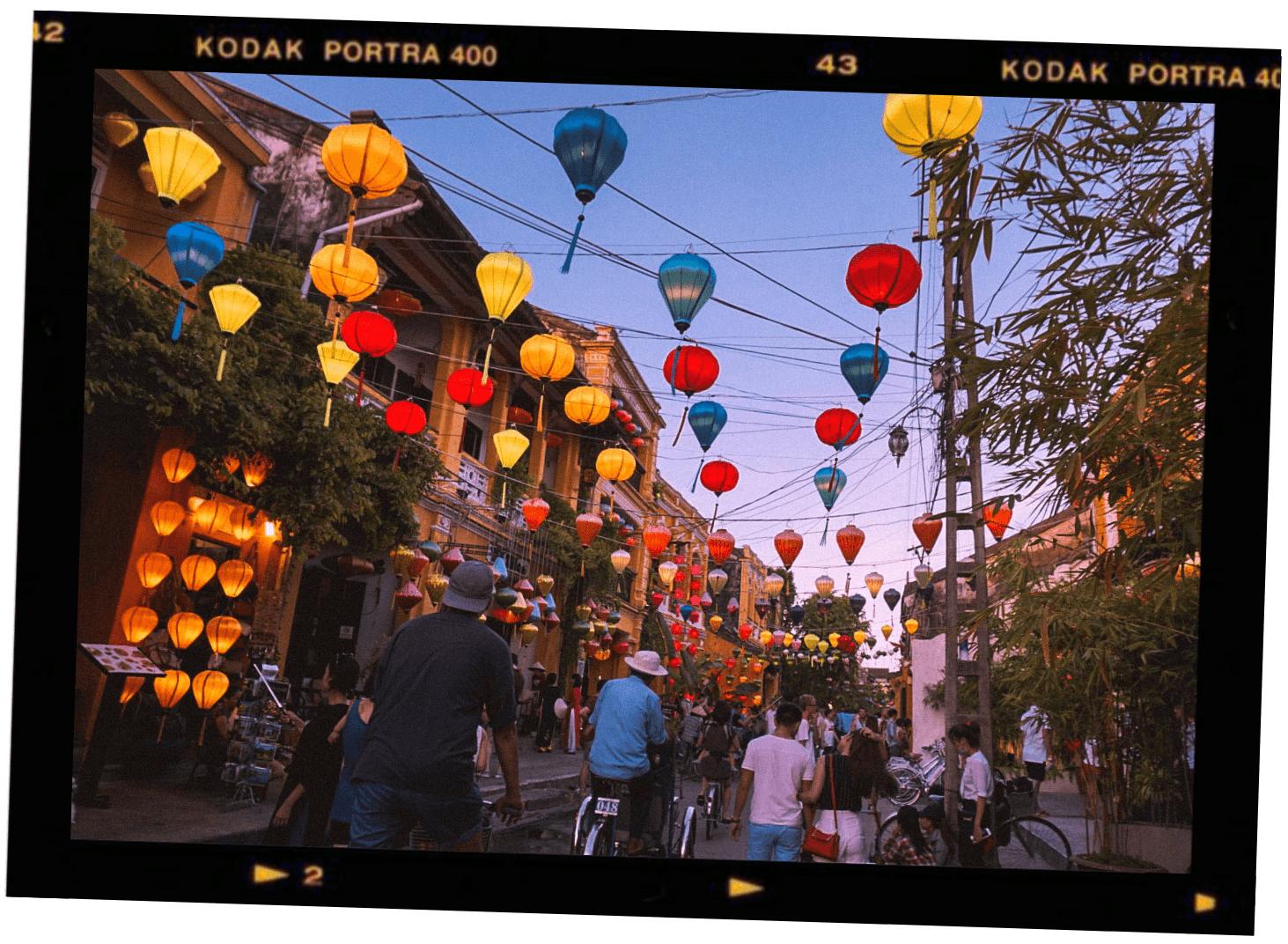 hoi an wanderlist best things to do vietnam lanterns old town