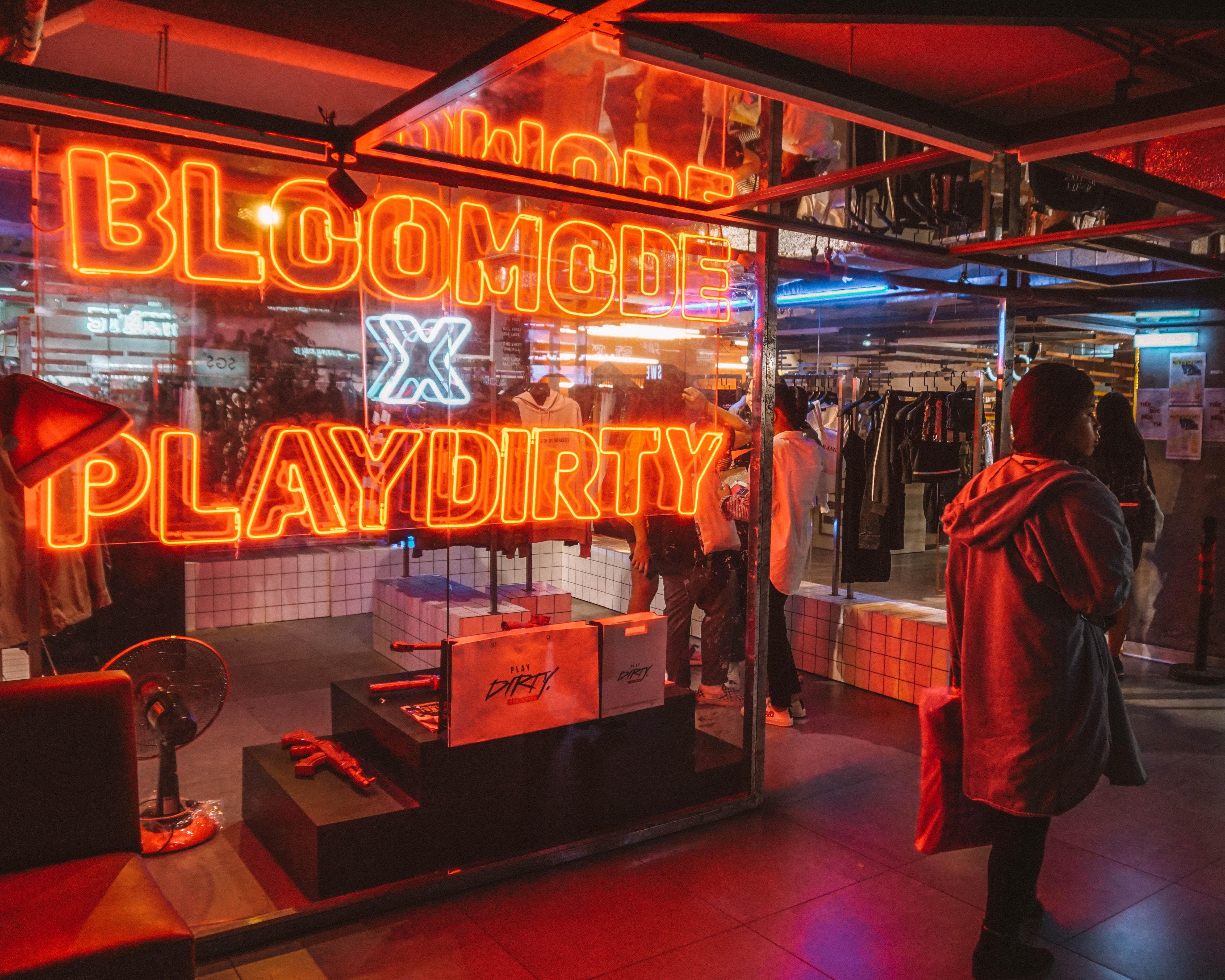 exploring the Ho Chi Minh city apartment malls Vietnam Saigon new underground playground
