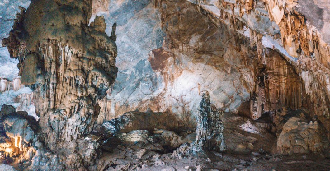 paradise cave phong nha ke bang dong hoi unesco how to visit solo without tour