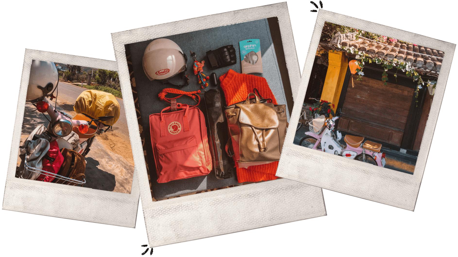 essentials for motorbiking Vietnam road trip