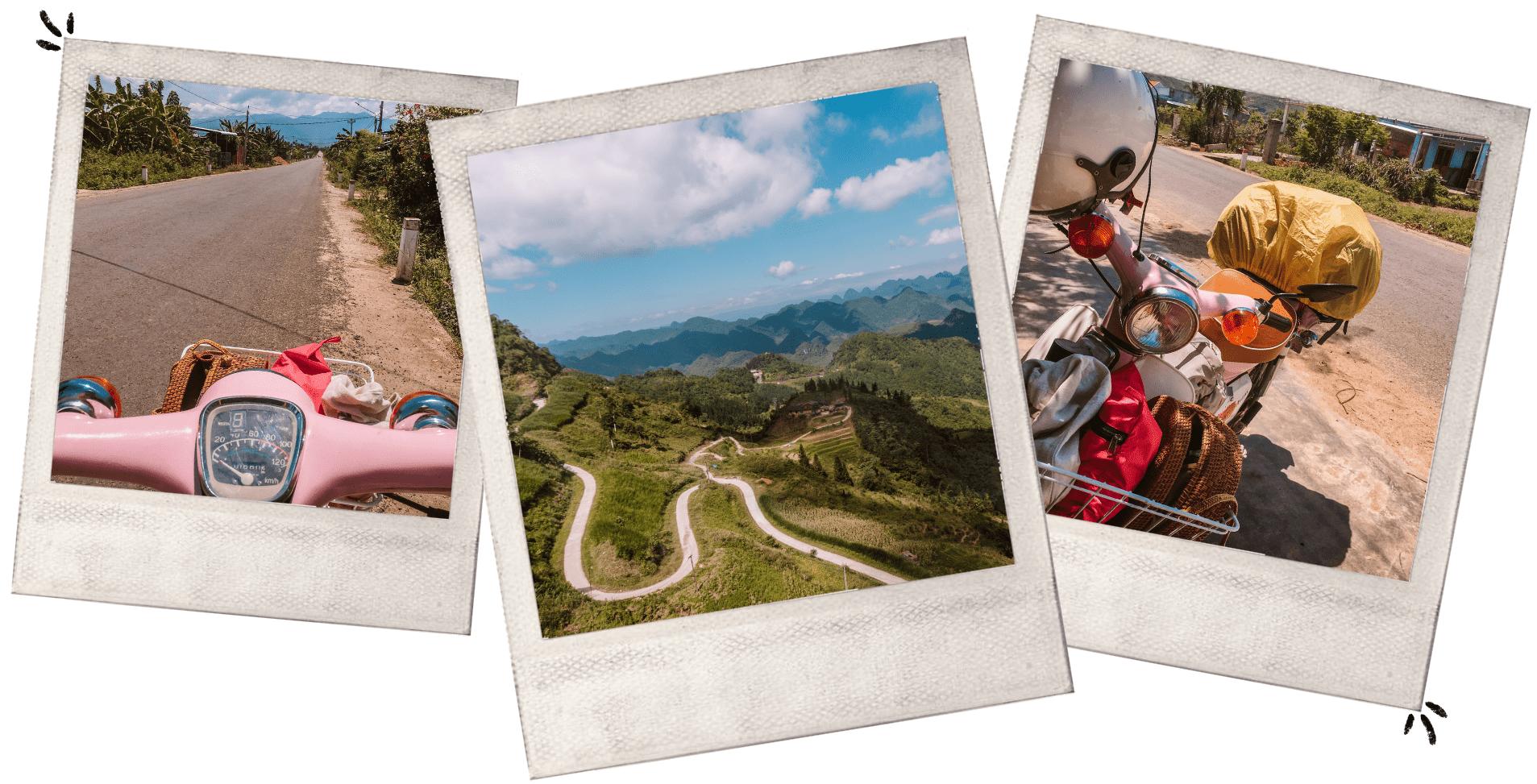 tips for motorbiking in Vietnam