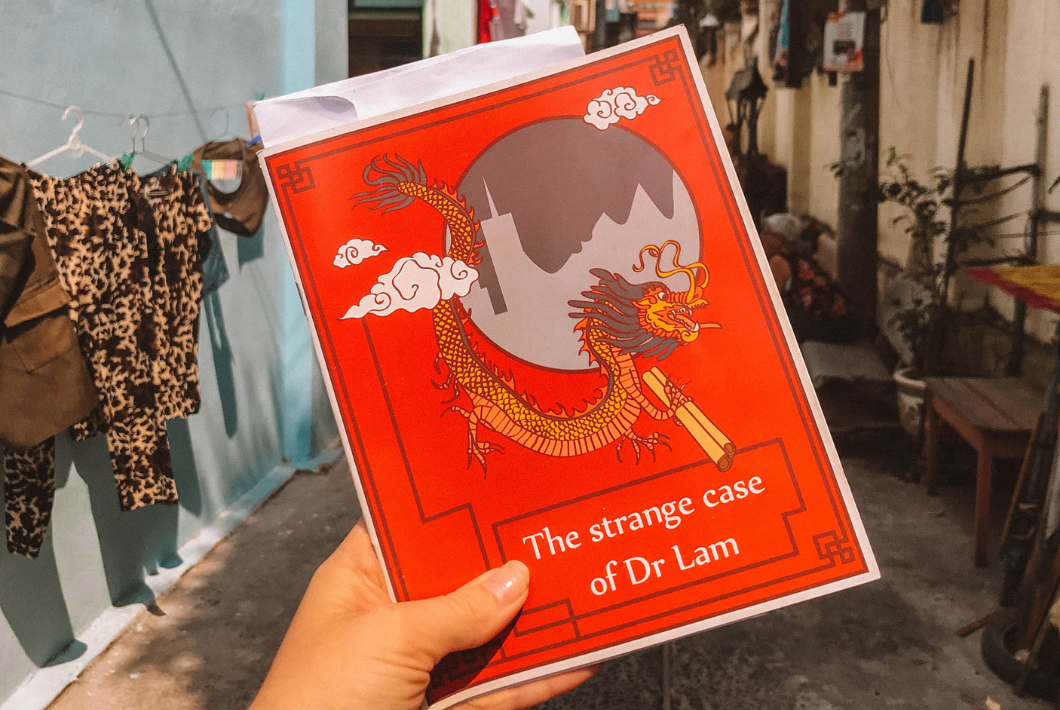 what to do in HCMC Saigon Urban Tales Murder Mystery tour