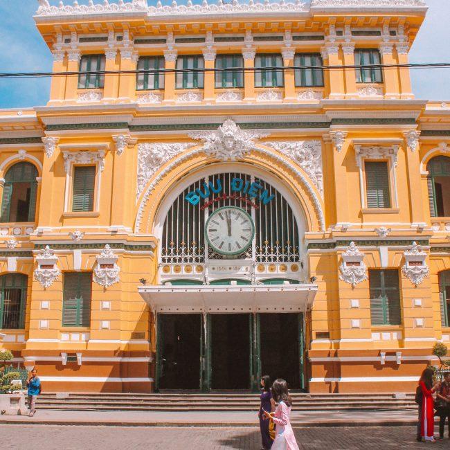 first timer travel guide to Saigon Ho Chi Minh City Vietnam