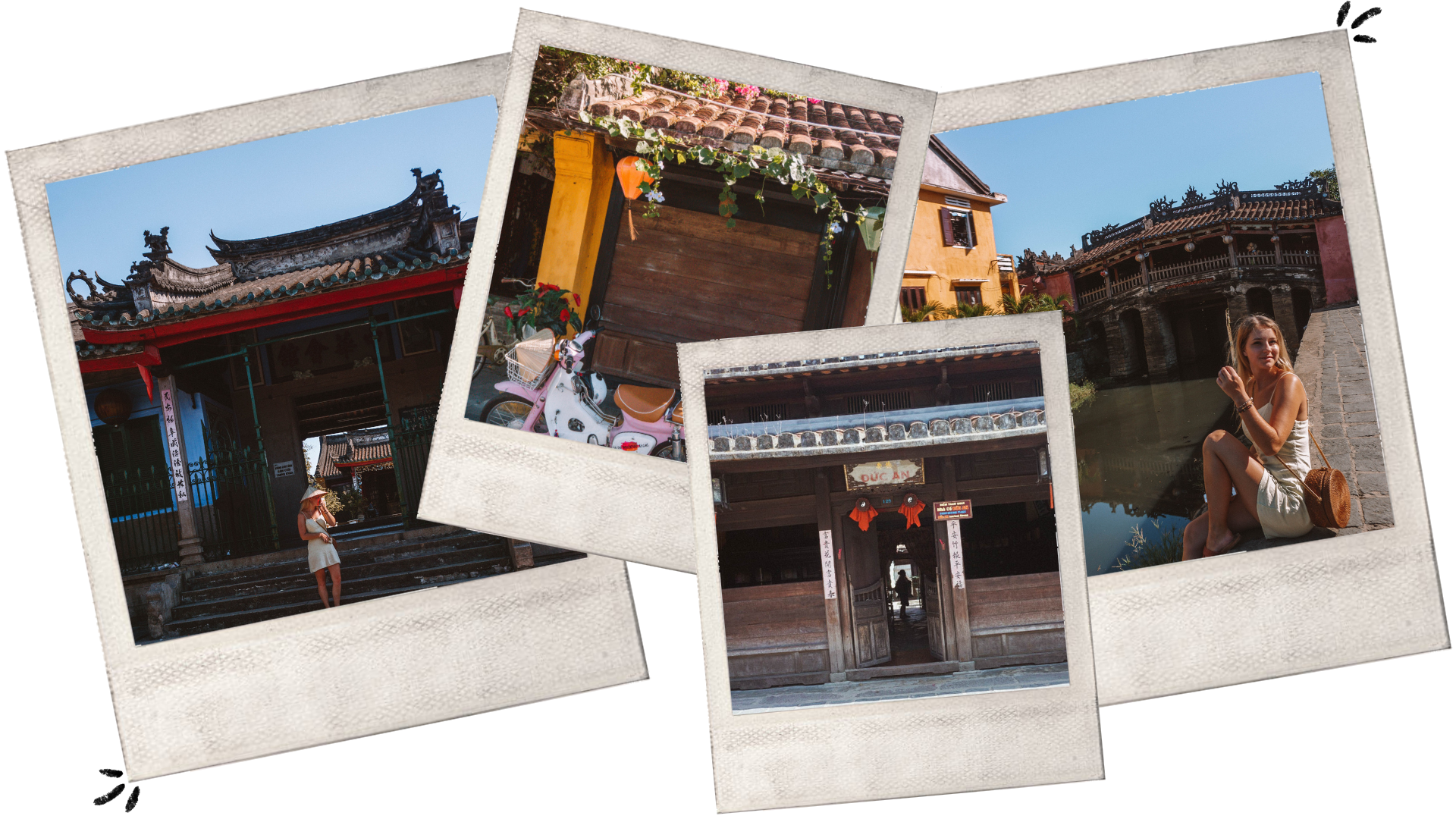 hoi an wanderlist best things to do Vietnam Japanese covered bridge old town