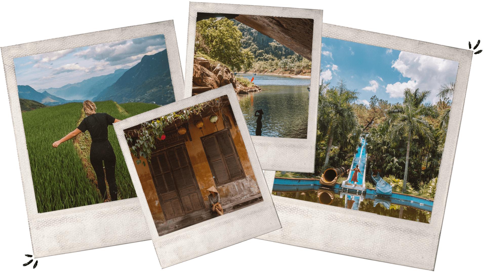 Vietnam travel guide bucketlist itinerary