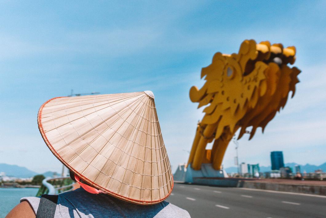 Vietnam travel guide destinations da nang dragon bridge