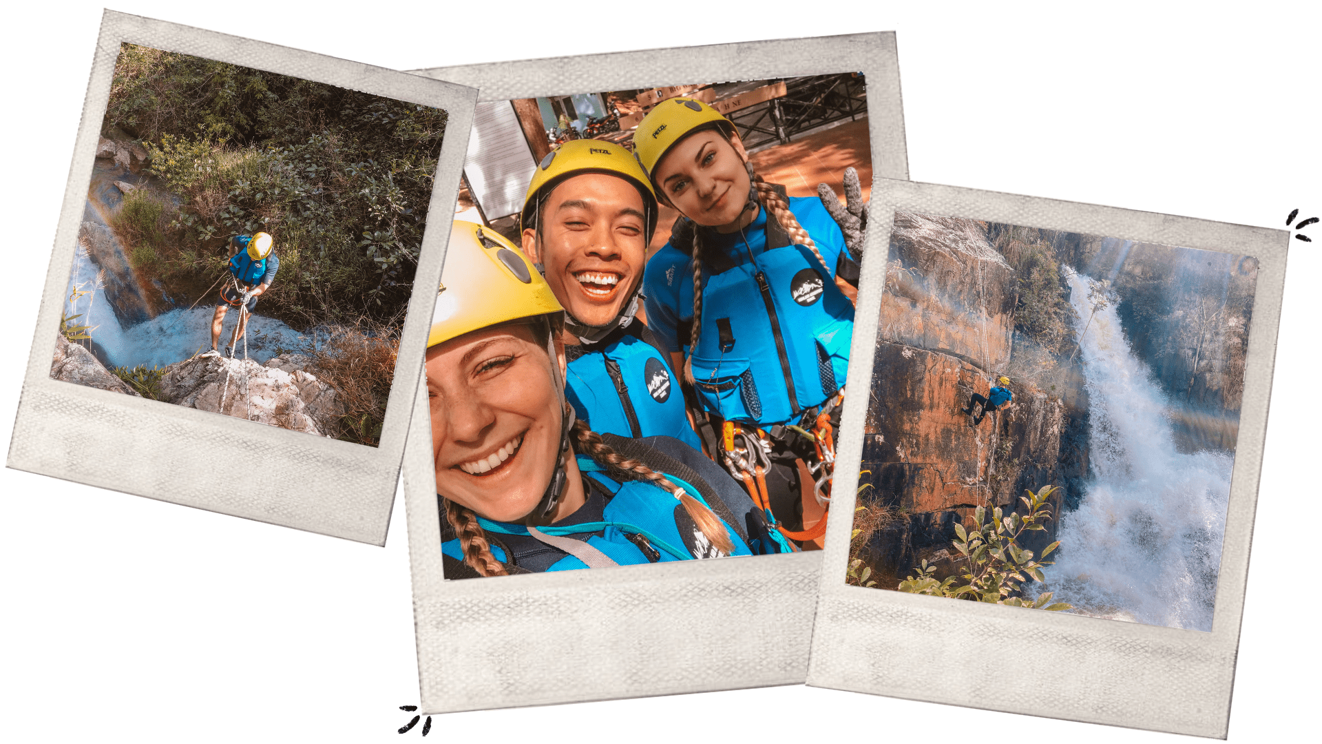 thing to do in Dalat wanderlist canyoning
