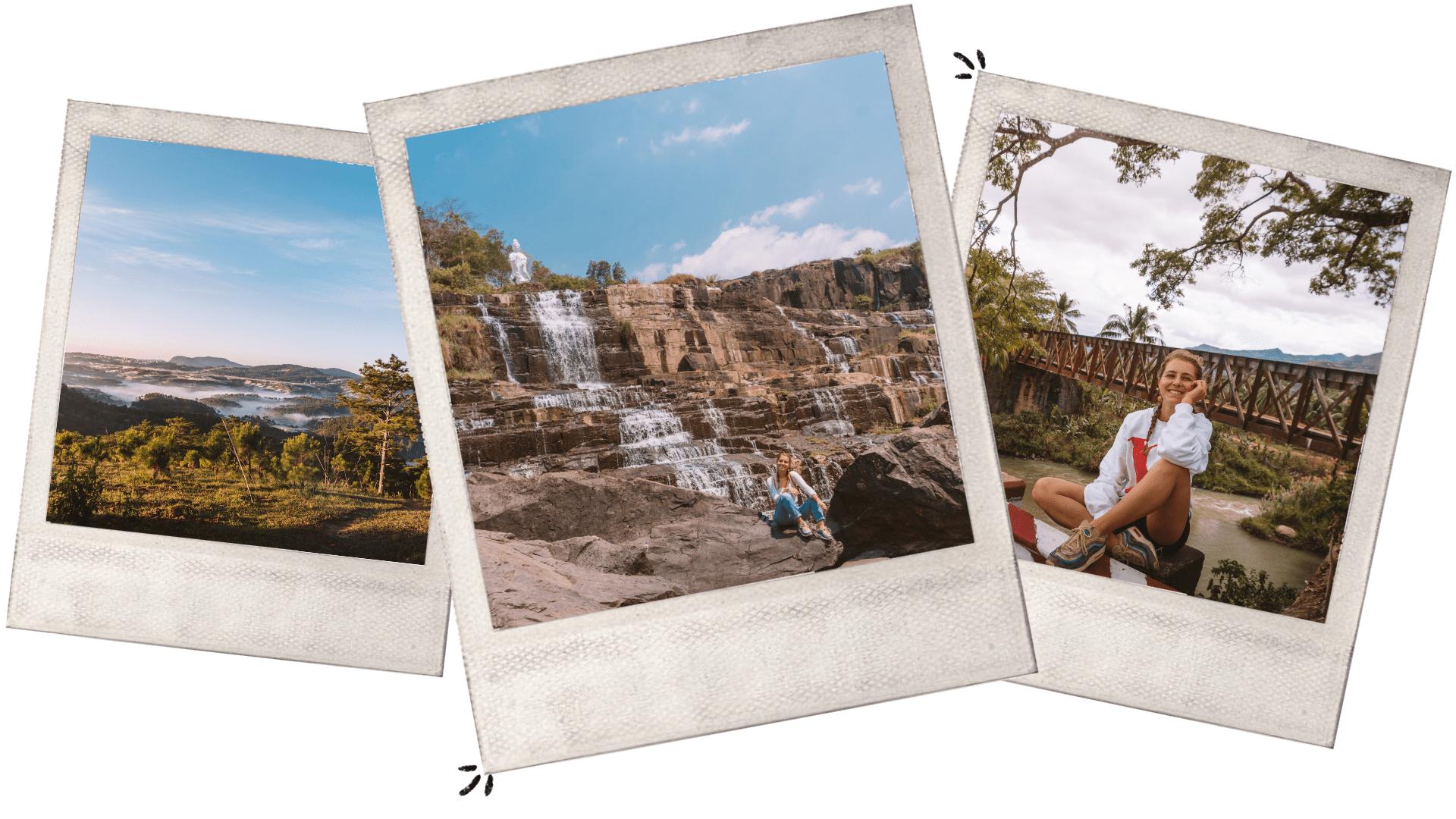 things to do in dalat wanderlist waterfalls cloud hunting
