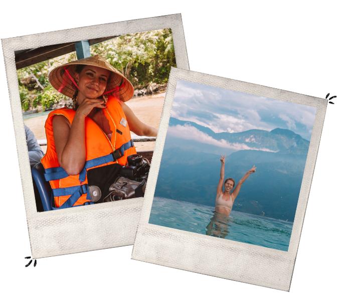 so the adventure begins Vietnam travel blog