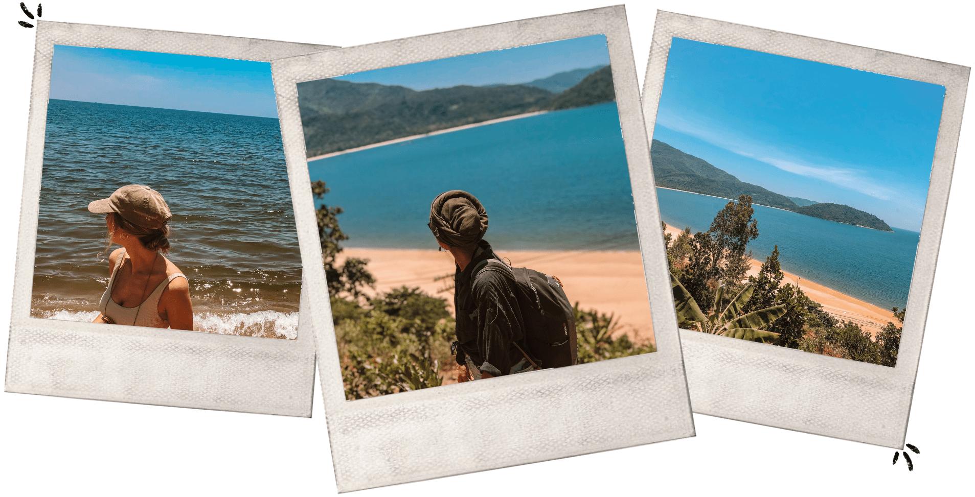 Hiking to a Secret Beach in Da Nang