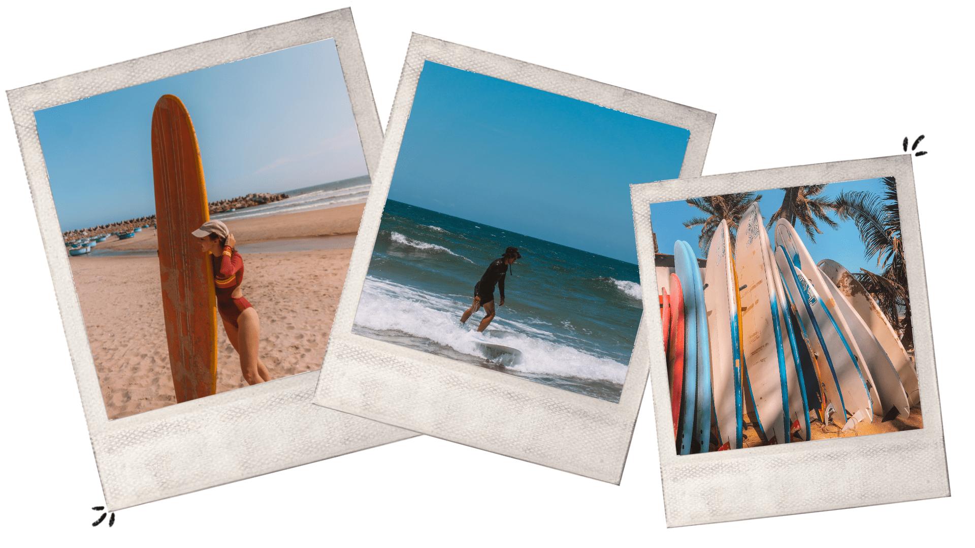 a guide to surfing in Vietnam Mui Ne